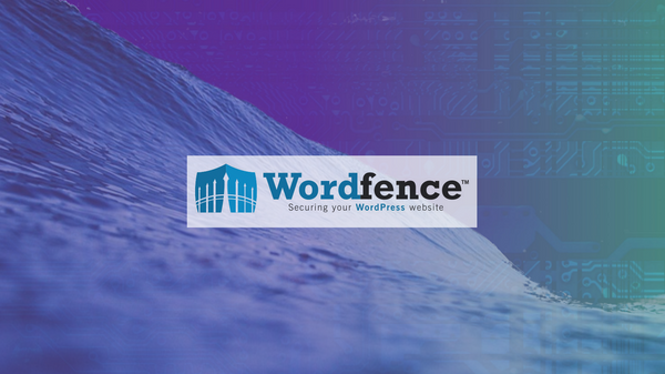 Wordfence Suggested Settings for WordPress